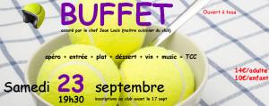 buffet septembre